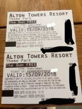 September Theme Parks/Attractions Theme Park Tickets