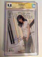 CGC SS 9.8 Ghost Whisperer #3 Retailer Variant signed by Jennifer Love Hewitt