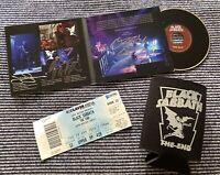 Black sabbath The End Signed CD Ozzy Osbourne Tony Iommi Geezer Butler