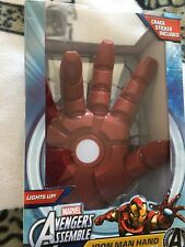 Iron Man Hand  3D deco  wall light