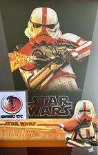 Hot Toys Star Wars Mandalorian Incinerator Stormtrooper TMS012 1/6 Sideshow