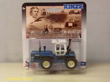 KINZE BIG BLUE TRACTOR 1/64TH