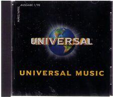 Universal Musik -  CD- Album  18 Tracks  Ausgabe 1/1998