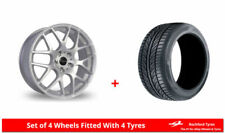 3 Series Dare Wheels with Tyres 5 Number of Studs
