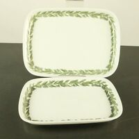 2 Wurst bzw Kuchen Platten Thomas Porzellan Trend Dekor Provence Service