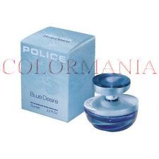 POLICE BLUE DESIRE EAU DE TOILETTE WOMAN PROFUMO DONNA NATURAL SPRAY 75 ML