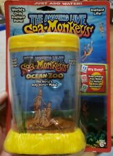 Amazing Live Sea Monkeys Ocean Zoo Monkey Tank Aquarium Habitat Instant Pets 6+
