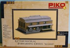 Piko 60027, Spur N, Bausatz Güterumschlag (Kunststoff) / Forwarding Office