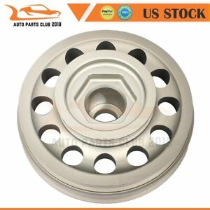 Fit For 1996-1998 Honda Civic Value 1.6L Crankshaft Pulley Harmonic Balancer