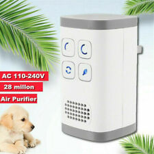 110V Air Purifier Deodorizer Negative Ion Deodorant Ozone Generator Odor Cleaner