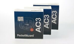 PocketWizard AC3 ZoneController for Canon - photographic equipment