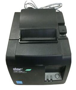 POS Star Micronics TSP143IIU TSP100 II Thermal Receipt Printer/ power cord, USB