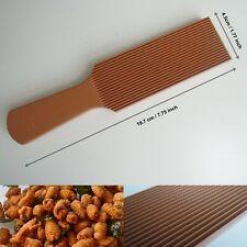 Kue Kuih  Siput Gnocchi Guyuria Chamorro Plastic Groove Board Maker