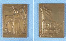 Médaille du Banquet offert aux Maires par Emile LOUBET / 22 septembre 1900