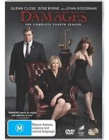 Damages : Season 4 : NEW DVD
