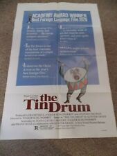 """THE TIN DRUM(1980)ORIGINAL ONE SHEET POSTER 27""""BY41"""""""