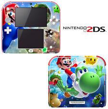 Vinyl Skin Decal Cover for Nintendo 2DS - Super Mario Galaxy Yoshi