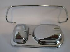 Chrome Ford Style Master Cylinder Cover Fits Ford 1973 1983 9217