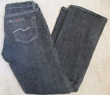 "Seven For All Mankind ""The Great China Wall"" Jeans~Women's 28 (28 X 30)~#26B"