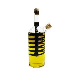Glass Spiral Oil and Vinegar Pourer