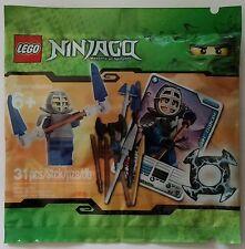 LEGO ® Ninjago personnage 5000030 Kendo Jay 6001863 avec Accessoires Nouveau & OVP promo rare