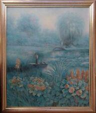 Contemporary (1980-Now) Oil Landscape Art Paintings