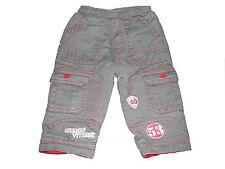 TISSAIA superbe chaudes Jeans Pantalon Taille 74/80 Gris!!!