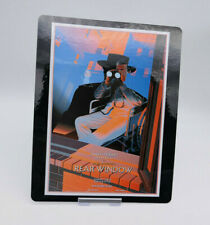 REAR WINDOW - Glossy Bluray Steelbook Magnet Cover (NOT LENTICULAR)