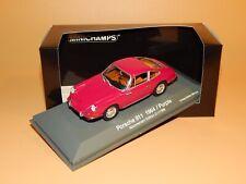 Porsche 911 Coupé 1964 Pink 1/43 Minichamps bei KK-MODELLFAHRZEUGHANDEL