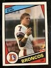 1984 Topps JOHN ELWAY Rookie Football Card RC #63 Denver Broncos HOF