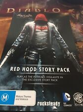 Batman Arkham Knight Red Hood Story Pack PC