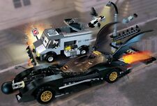 LEGO 7781 BATMAN The Batmobile: Two-Face's Escape - NO BOX - (2006 Retired)