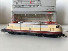 Märklin 39573 locomotive électrique BR E 03 DB TEE en boite d'origine et notice