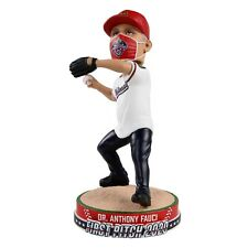 Dr. Anthony Fauci Washington Nationals First Pitch Bobblehead MLB in Stock Foco