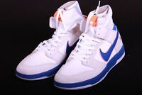 competitive price 94c29 2f263 Nike Men's SB Zoom Dunk High Elt QS White/College Blue 918287 147 Size 12