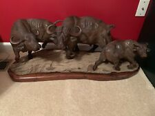African Leadwood Carving