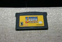 F-Zero GP Legend (Nintendo Game Boy Advance, 2004) - Authentic & Tested