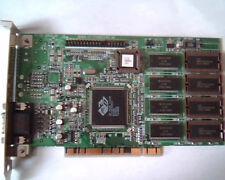 PCI Video card ATI 3D Rage II+ DVD 109-38800-00 113 38801 1023880000 VGA Graphic