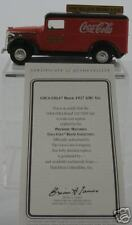 Coca Cola 1937 GMC Van Matchbox Diecast Collectable