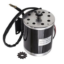 Electric Brushed Motor For scooter bike go-kart minibike 26.7A 500W 24V DC