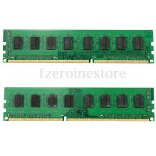 4GB 2x2GB DDR3 PC3-12800 1600MHz Desktop PC DIMM Memoria RAM 240 pins For AMD