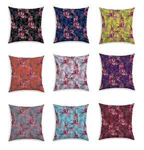 """Paisley Printed Pillow Cases Cover Throw Square Sofa Home Décor Size 12""""-24"""""""