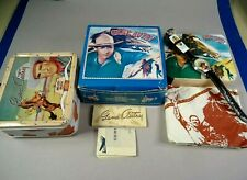 1995 GENE AUTRY & MELODY RANCH Fossil Character Wristwatch w/ Lunch Box, Bandana