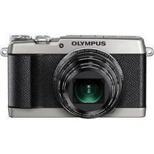 Silver Digital Cameras