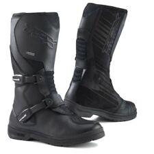 Bottes noirs TCX GORE-TEX pour motocyclette