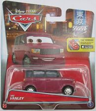 VOITURE DISNEY PIXAR CARS VIC VANLEY
