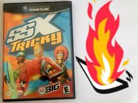🕹️🔥 SSX Tricky for Nintendo GameCube Complete, Tested FAST SHIP! L👀K⬇️🙂⬇️