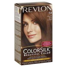 Revlon ColorSilk Beautiful Color, 54 Light Golden Brown