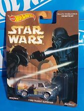 Hot Wheels 2016 Pop Culture Ralph McQuarrie Star Wars Ford Transit Supervan
