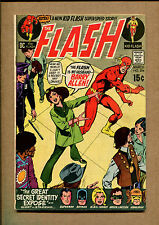 Flash #204 - Barry Alien -1970 (Grade: 6.5) Wh